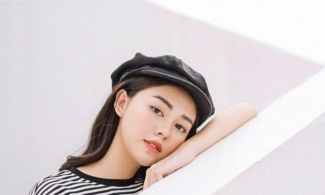 Ngât ngây vẻ đẹp hot teen Nguyễn Tường San