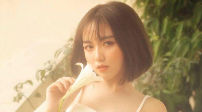 """Hotgirl Hà Phương gây """"thương nhớ"""" bằng những hình ảnh gợi cảm tựa thiên thần!"""