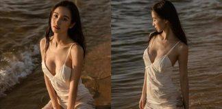 Jun Vũ khoe thân hình gợi cảm trong chiếc váy ngủ khiến các chàng trai bấn loạn!